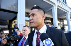 Folau's unfair dismissal case against Rugby Australia set for February trial