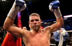 Saunders signs multi-fight deal with Matchroom Boxing after Warren split