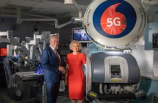 Robotic surgeons and farm drones - Vodafone launches Ireland's first 5G network