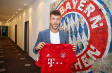 Bayern turn to Croatian star Perisic to replace Robben and Ribery