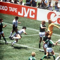 Argentina defender who scored in 1986 World Cup final dies