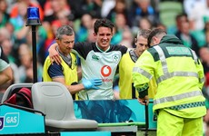 'You've got to be positive and hopefully he'll be ok' - O'Mahony on Carbery