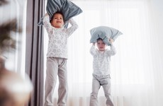 Here's why you'll never see my sons in matching outfits (no, not even at bedtime)