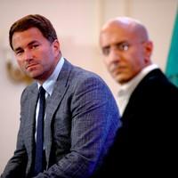 Hearn dismisses 'sportswashing' concerns over Ruiz-Joshua rematch in Saudi Arabia