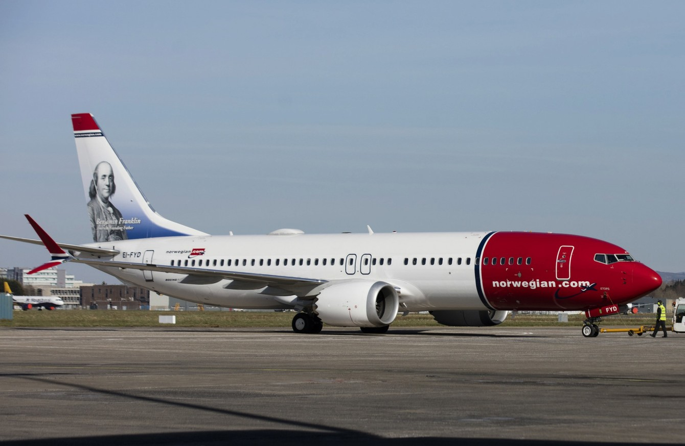 Norwegian Air to scrap its Ireland to North America flights