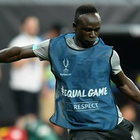 Mane ready to start against Chelsea in Super Cup after AFCON campaign