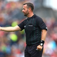 David Gough confirmed as referee for Dublin-Kerry All-Ireland football final