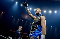 Wallin warns Fury has 'everything to lose' in Las Vegas