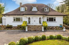 Stroll to the coast from this €1.37m Howth hideaway with beautiful gardens