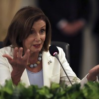 Nancy Pelosi repeats pledge that US-UK trade deal won't pass Congress if Brexit 'imperils' Northern Ireland