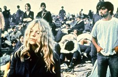 Sitdown Sunday: One photographer's reflection on Woodstock '69