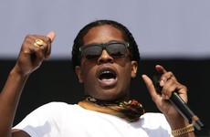 US rapper A$AP Rocky convicted of assault in Sweden