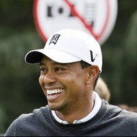 Guess who's back? More open Tiger Woods takes to Twitter in a new charm offensive