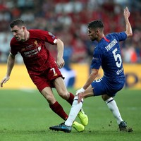 As it happened: Liverpool v Chelsea, UEFA Super Cup