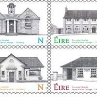 Philanthropist Andrew Carnegie commemorated on new An Post stamps