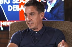 'Salah will leave, I absolutely guarantee you': United will win league before Liverpool, claims Neville