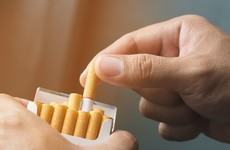 Raise price of cigarettes to €20 a pack by 2025, government told