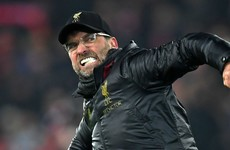 'It was like a boxing fight' - Klopp proud of Liverpool's resolve