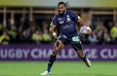 France's Fijian-born winger to make Les Bleus debut against Scotland
