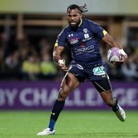 France's Fijian-born winger to make Les Bleus debut against Scotland