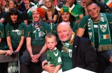 Irish fans, Paul's your man in Poznań