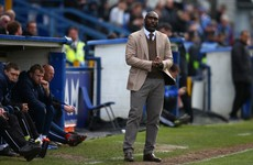Sol Campbell steps away from first managerial job after eight months in charge