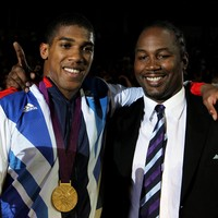 'Lennox is a clown' - Joshua and heavyweight boxing great Lewis exchange public jabs