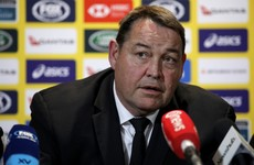 Hansen insists he's 'loving it' as top All Blacks axed