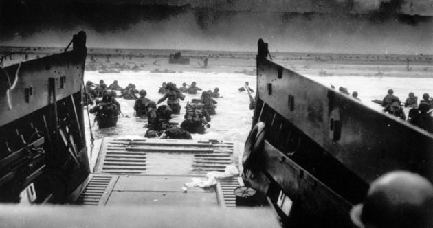 In pictures: D-Day landings of 6 June 1944