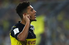 'Super club' approach for Sancho knocked back by Dortmund