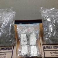 Cocaine and cannabis worth €110,000 seized after gardaí stop car in Tipperary