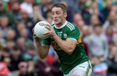 Kerry star O'Brien cleared for All-Ireland final after successful black card appeal