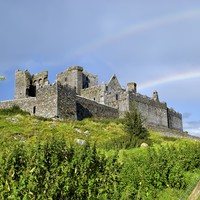 Girl (12) airlifted to hospital after falling at Rock of Cashel
