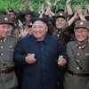 North Korea rejects peace talks with South Korea over military drills