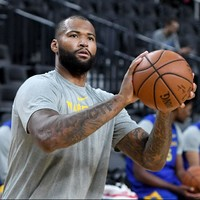 New Lakers signing Cousins suffers season-ending injury