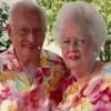 Matching outfits kept couple married for 64 years