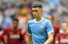 Man City teenager Foden tipped to be 'one of the best midfielders in the world' within two years