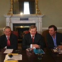FG's Shatter suspended from Dail for 'disgrace' remarks