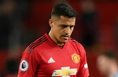 'Sanchez isn't training with Man United reserves' - Solskjaer