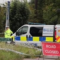 Ten arrested after police officer killed while responding to burglary near Reading