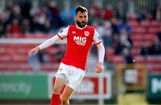 Webster the hero with 84th-minute winner as Saints come from behind against Sligo