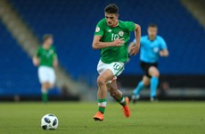Teenagers Parrott and Collins included in provisional Ireland squad for crunch Euro 2020 qualifier