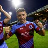Lyons hat-trick sees Drogheda chase top spot while Douglas header snatches Bray a point