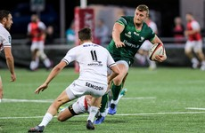 Connacht stage second-half comeback to pick up pre-season win in France