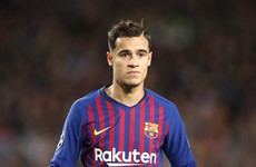 Coutinho edges closer to Bayern loan move after Barcelona reach 'agreement in principle'