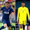 Parrott nets double for Spurs U23s as teenage goalkeeper Bazunu starts in goal for Man City