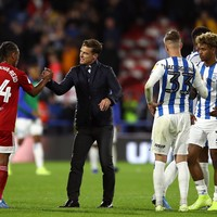 Late Cavaleiro curler snatches victory for Fulham at Huddersfield