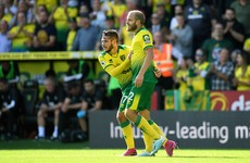 Finland international becomes first Norwich player to score Premier League hat-trick since Efan Ekoku