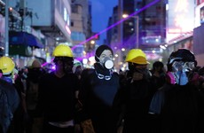 'If we stop now, things will only get worse': More mass protests take place in Hong Kong