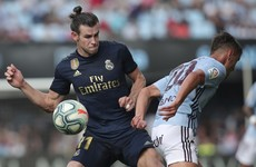 Gareth Bale bags assist upon return as 10-man Real Madrid survive Modric straight red card